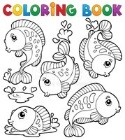 Coloring Book,Outline,Anima...