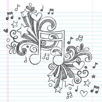 Doodle,Music,Musical Note,S...