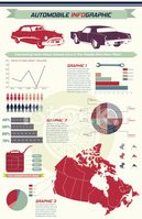 Infographic,Canada,Car,Tire...