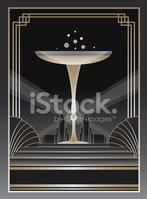 Art Deco,Decor,Decoration,C...