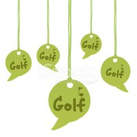 Golf,Thinking,Sign,Advice,H...