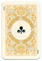 Ace Of Clubs,Print,Ace,Imag...