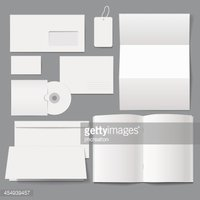 Blank Business Corporate Templates
