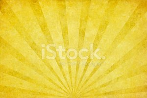yellow grunge texture with sunrays