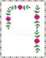 Rose - Flower,Frame,Pattern...