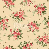 Seamless,Pattern,Flower,Flo...