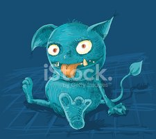 Monster,Fairy Tale,Cute,Sto...