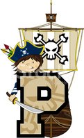 Pirate Flag,Characters,Vect...