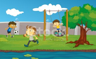 Child,Soccer,Playing,Water,...