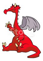 Gray,Red,Reptile,Clip Art,I...