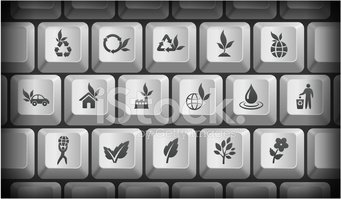 Computer Icon,Recycling,Sym...