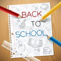 Lined Paper,Back to School,...