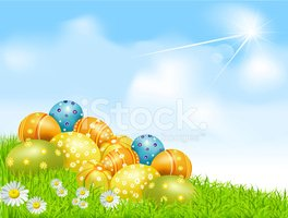 Easter,Backgrounds,Pattern,...