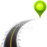 Winding Road,Computer Icon,...