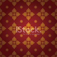 Asian  tradition pattern.