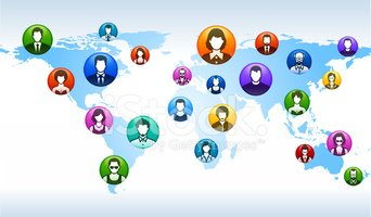 Global Network and Human Resources