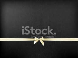 Textured background with a white bow