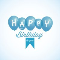Birthday Card,Vector,Ilustr...