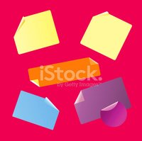 Adhesive Note,Paper,Label,S...