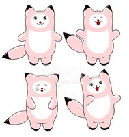 Ilustration,Collection,Cute...