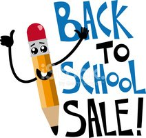Sale,Back to School,Smiley ...