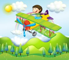 Child,Airplane,Driving,Men,...