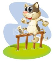 Clip Art,Playful,Animal,Hor...
