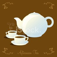 Teapot,Afternoon Tea,Tea - ...
