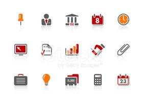 Office and business icons | Alto series