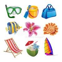 Icon Set,Sunbathing,Symbol,...