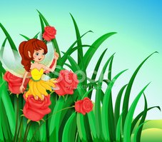Gardening,Fairy,Agriculture...