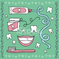 Dental Floss,Dental Health,...