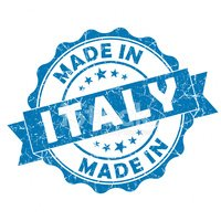 made in Italy grunge stamp