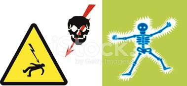 High Voltage Sign,Electrici...