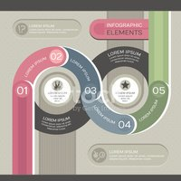 Infographic,Diagram,Circle,...