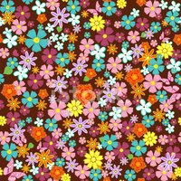 Floral Pattern,Vector,Small...
