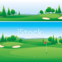Golf,Golf Course,Landscape,...