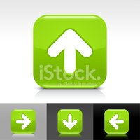 Green Color,Vector,Arrow Sy...
