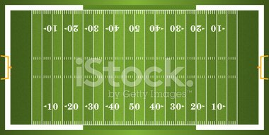 Football Field,American Foo...