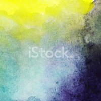 Vector,Watercolor Painting,...