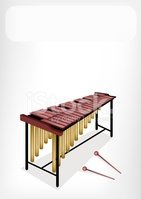Xylophone,Wind Chime,Vibrap...