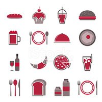 Food,Lunch,Plate,Menu,Icon ...
