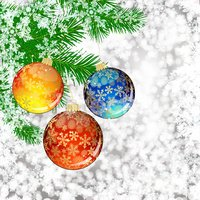 Backgrounds,Christmas Card,...