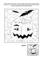 Halloween,Connect the Dots,...