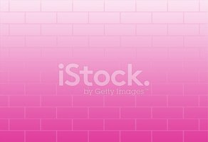 Pink Color,Wall,Square Shap...