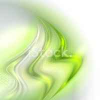Green Color,Abstract,Swirl,...