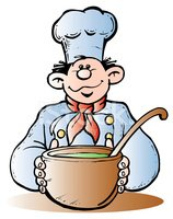 Chef,Soup,Chowder,Cooking P...