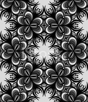 Drawing - Activity,Black An...