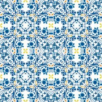 Abstract,Ornate,Mosaic,Tile...