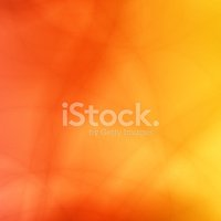 Summer orange fun abstract design